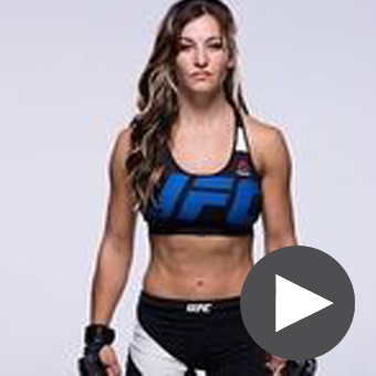 Miesha Tate uses Coach Cal's Fuel and Recovery Monitoring
