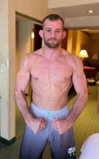David Taylor prepared for Olympics with olympic wrestling exercises from this program